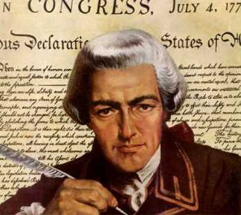 """Madeira """"importer"""" puts his John Hancock on the Declaration of Independence"""