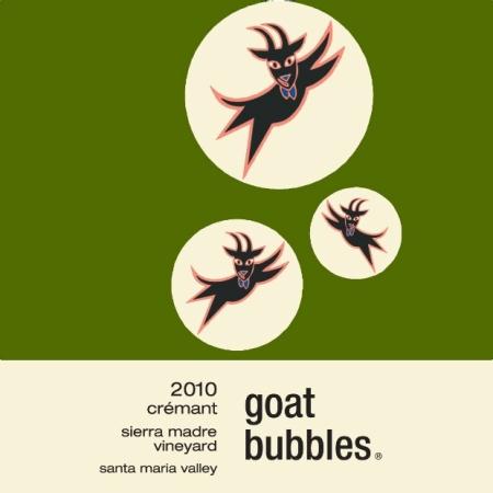 Flying goat bubbles.cremat