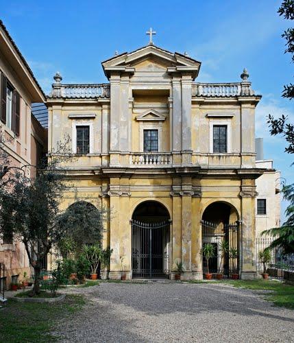 Santa Biliana in Rome. Anyone up for a pilgrimage?